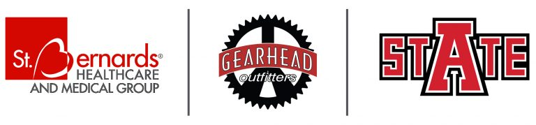 Made possible by: St. Bernards Healthcare & Medical Group | Gearhead Outfitters | Arkansas State University