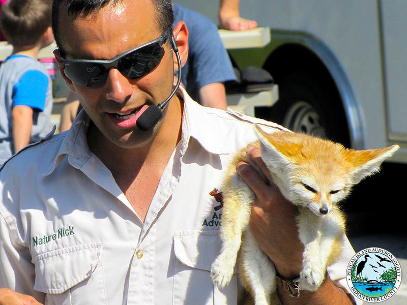 Nature Nick, Long Island's ONLY traveling animal show featuring wildlife from all corners of the globe!